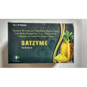Satzyme Tablet