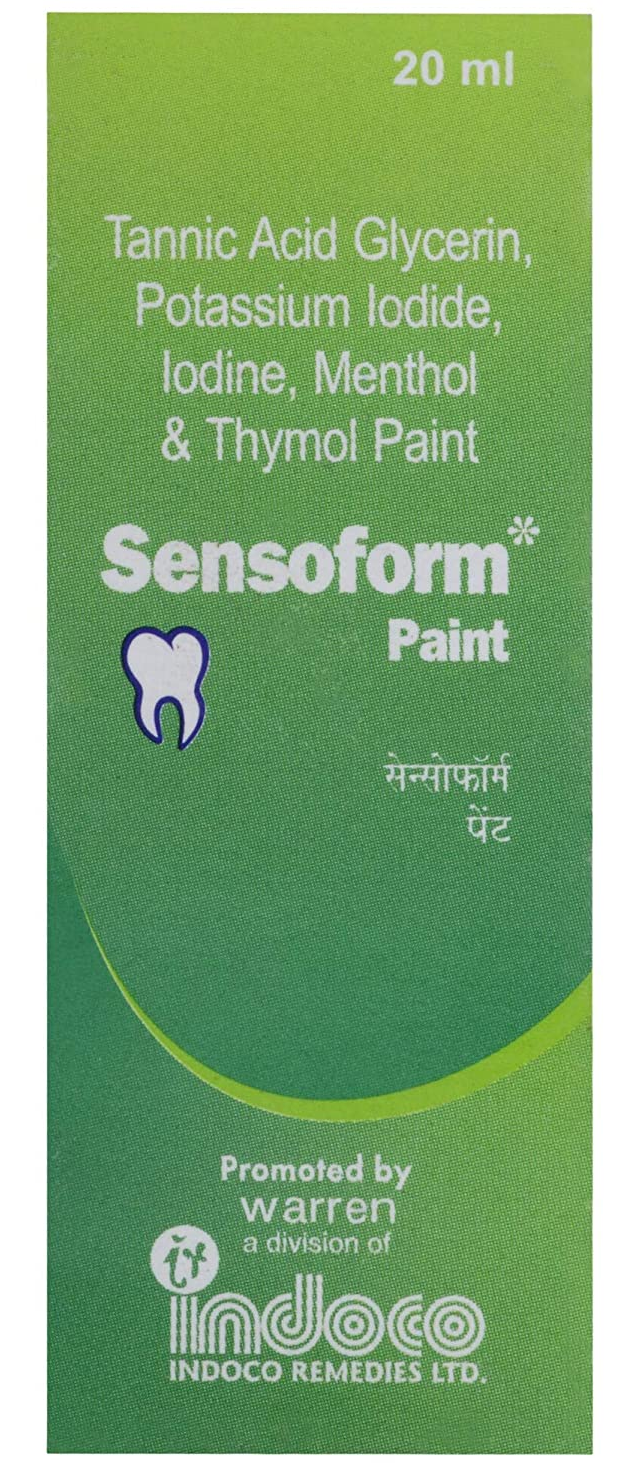 Sensoform Gum Paint