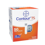 Bayer Contour Ts Blood Glucose Test Strip