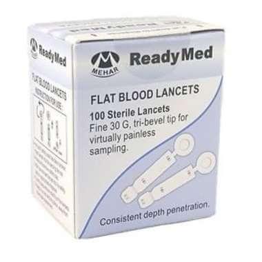 Mehar Starlet Blood Lancets (round)