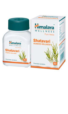 Himalaya Wellness Pure Herbs Shatavari Women's Wellness Tablet