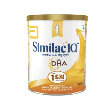 Similac Iq + Stage 1 With Dha