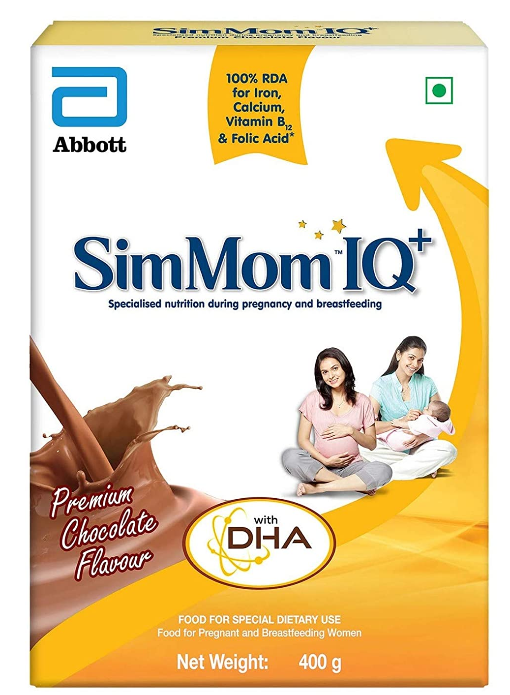 SimMom Powder Vanilla delight