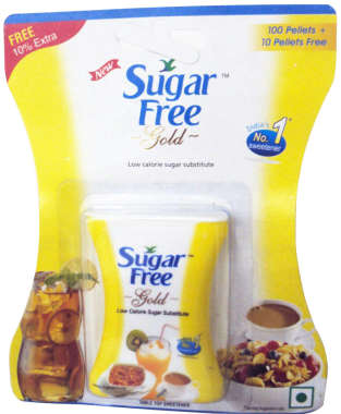 Sugar Free Gold Pellets