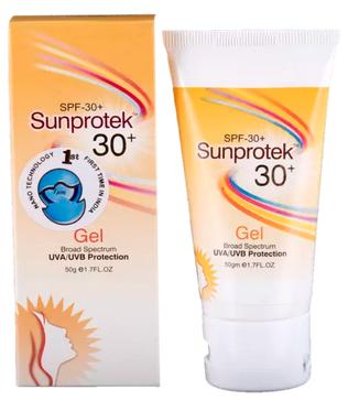 Sunprotek Gel SPF 30+