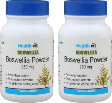 Healthvit Boswellia 250mg Capsule (pack Of 2)