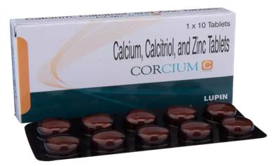 Corcium C Tablet