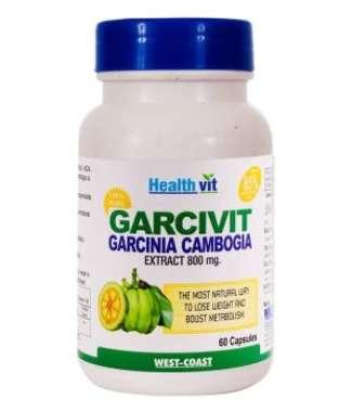 Healthvit Garcivit 800mg Capsule