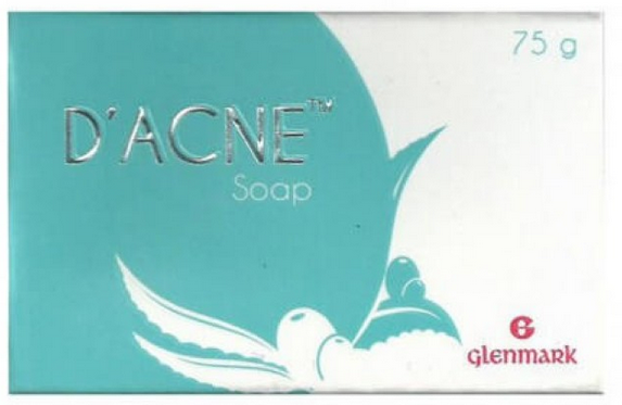 D Acne Soap