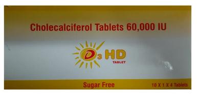 D3 HD 60K Tablet