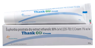 Thank OD Cream