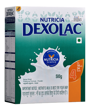 Dexolac 4 Follow-up Formula