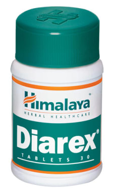 Himalaya Diarex Tablet Pack Of 2