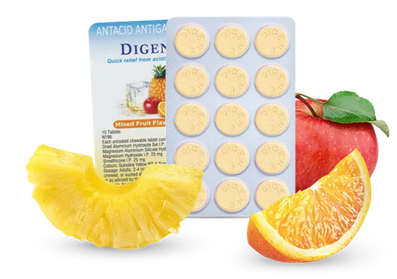 Digene Tablet Mixed fruit