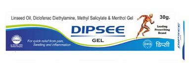 Dipsee Gel