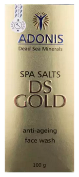 DS Gold Face Wash