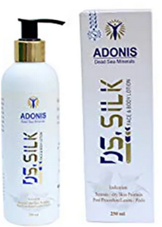 DS Silk Lotion