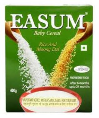 Easum Baby Cereal Powder