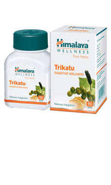 Himalaya Wellness Pure Herbs Trikatu Digestive Wellness Tablet
