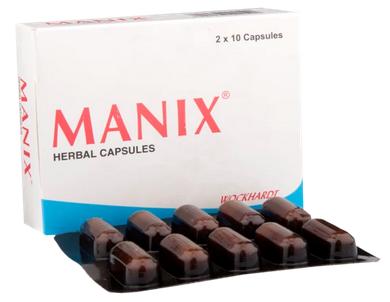 Manix Capsule