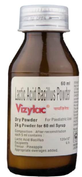 Vizylac Dry Syrup