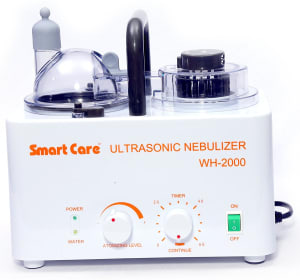 Smart Care Ultrasonic Nebulizer Wh-2000