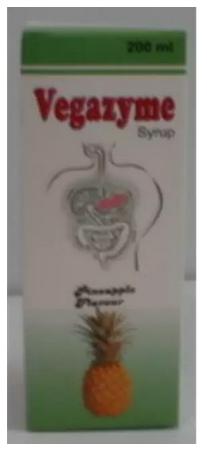 Vegazyme Syrup