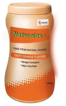 Naturolax -A Powder Orange