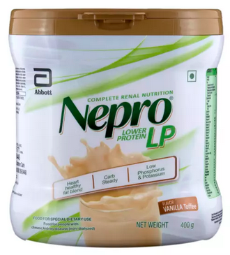 Nepro LP Powder Vanilla