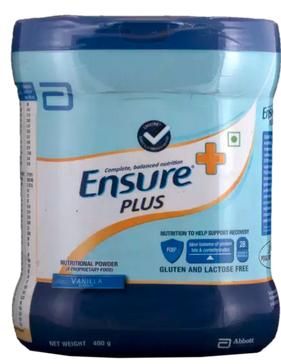 Ensure Plus Powder Vanilla