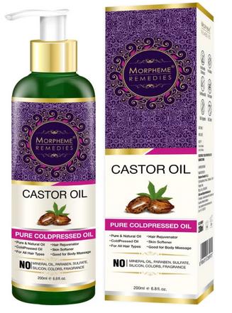 Morpheme Castor Oil