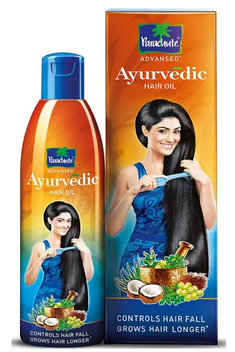 Parachute Ayurvedic Hair Oil