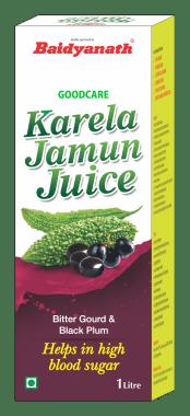 Baidyanath Karela Jamun Juice