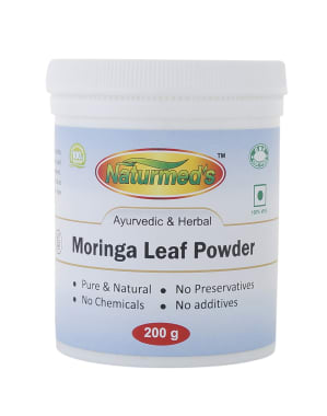 Naturmed's Moringa Leaf Powder