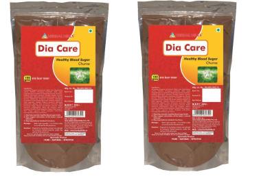 Herbal Hills Dia Care Churna Powder Pack Of 2