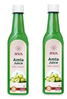 Jiva Amla Juice Pack Of 2