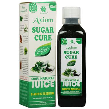 Axiom Sugar Cure Juice