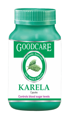 Goodcare Karela Capsule Pack Of 2