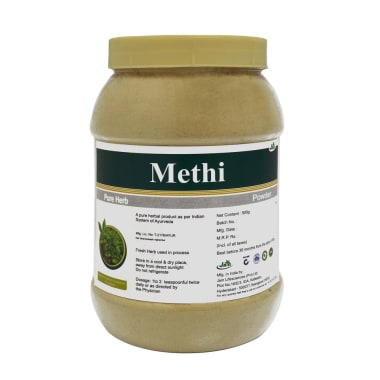 Jain Methi Powder