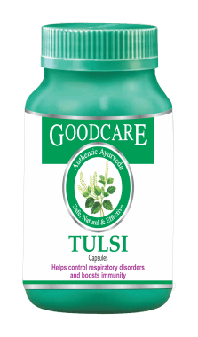 Goodcare Tulsi Capsule Pack Of 2