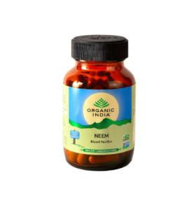 Organic India Neem Capsule