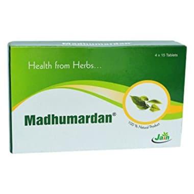 Jain Madhumardan Tablet