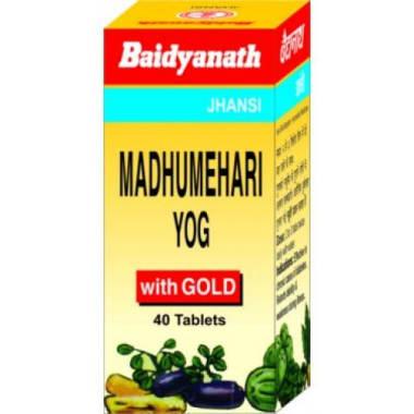 Baidyanath Madhumehari Yog Tablet