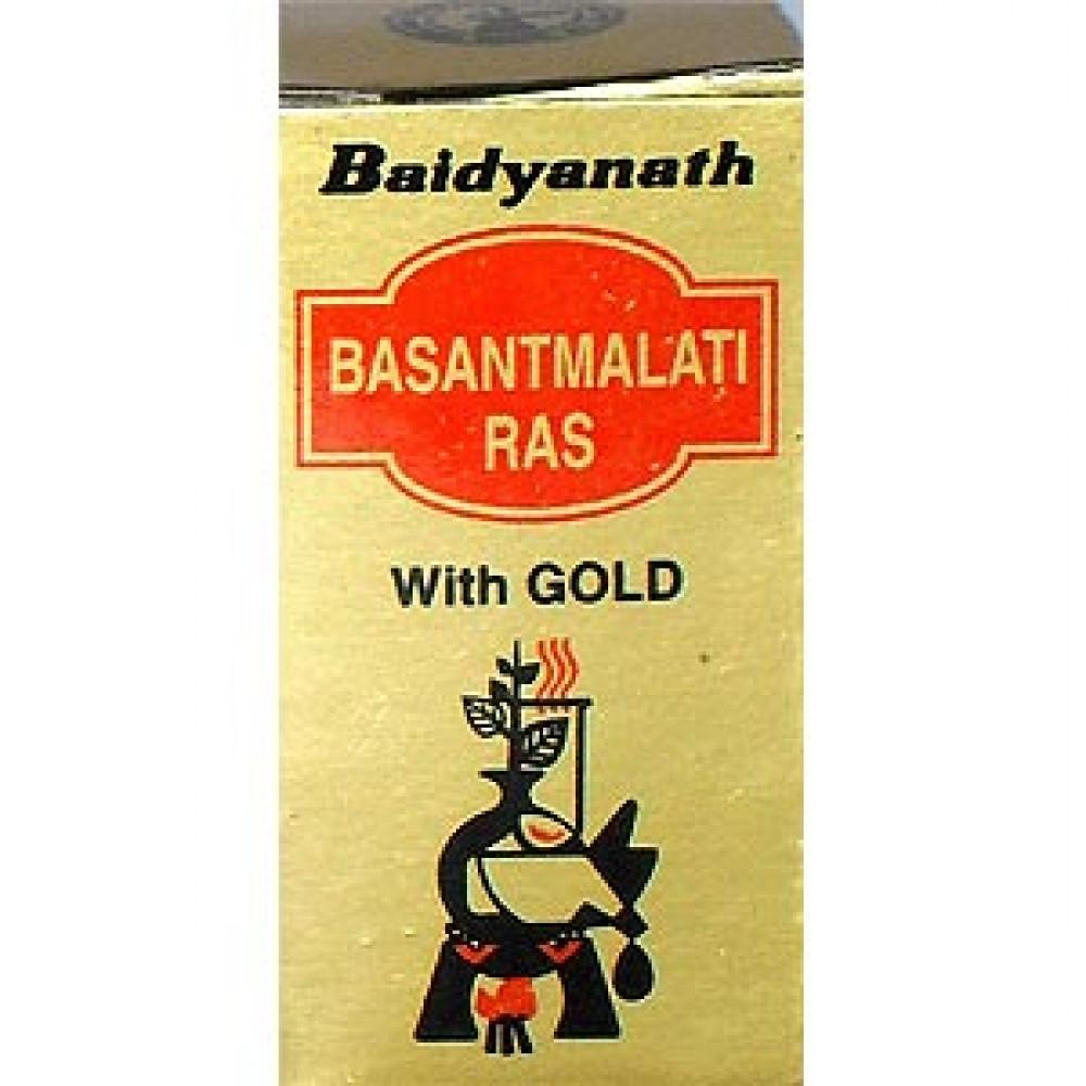 Baidyanath Basantmalti Ras Tablet