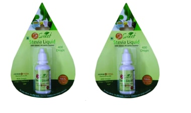 So Sweet Stevia Liquid Pack Of 2