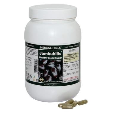 Herbal Hills Value Pack Of Jambuhills Capsule