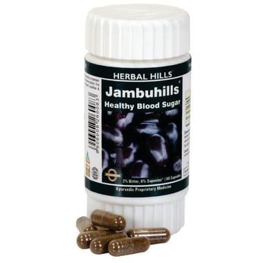Herbal Hills Jambuhills Capsule