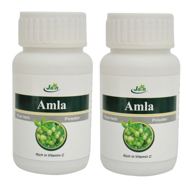 Jain Amla Powder Pack Of 2