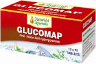 Maharishi Glucomap Tablet
