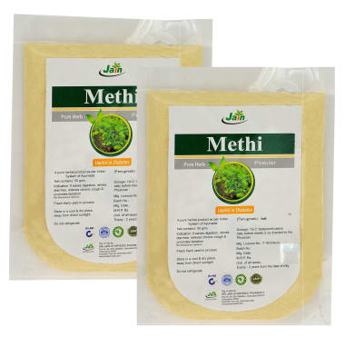 Jain Methi Powder Pack Of 2